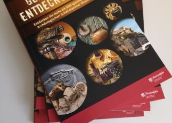 """Auf Entdeckungstour durch Rheinland-Pfalz – Erfolgreiche Broschüre führt in die """"archäologische Schatzkammer"""" Rheinland-Pfalz"""