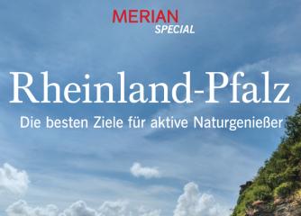 Das MERIAN Special Rheinland-Pfalz und Hauptheft MERIAN Trier erscheinen zur ITB 2019
