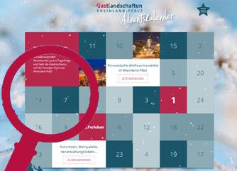 Rückblick: Reichweite und Nutzerbindung mit Adventskalender-Gewinnspiel