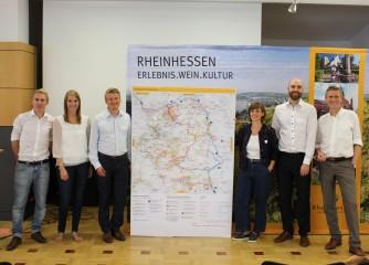 Radtouristischer Entwicklungsplan Rheinhessen. Zwischenfazit – Zur Halbzeit schon viel erreicht