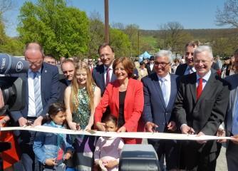 Loreley erstrahlt in neuem Glanz – Kultur- und Landschaftspark eröffnet!