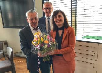 Gabriele Flach zur Aufsichtsratsvorsitzenden der Rheinland-Pfalz Tourismus GmbH gewählt