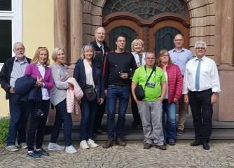 Pressereise der Sektion Heilbäder und Kurorte nach Bad Salzig