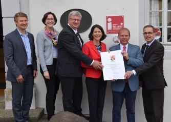 Schmitt: Region um Alzey wird Modellregion für barrierefreien Tourismus