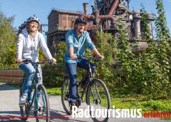 Erster Nationaler Radtourismus-Kongress am 23./24. Oktober in Duisburg-Nord