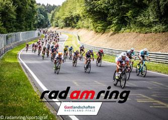 """Rheinland-Pfalz Tourismus GmbH präsentiert bei """"Rad am Ring"""" vielfältiges Radangebot"""