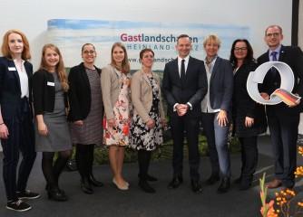 Rheinland-Pfalz Tourismus GmbH erneut als QualitätsBetrieb Stufe II zertifiziert