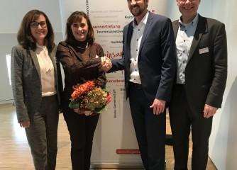 THV Mitgliederversammlung wählt Gabriele Flach erneut zur Vorsitzenden