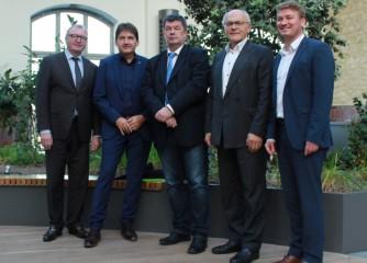 Stabwechsel bei der Rheinhessen-Touristik GmbH: Malkmus und Sippel bilden neue Spitze im Aufsichtsrat