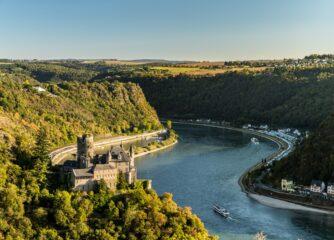 Das Mittelrheintal rückt digital noch näher zusammen: Neues Webseiten Framework-Konzept am Romantischen Rhein