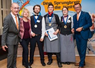 "Regionale DEHOGA Jugendmeisterschaft ""Nord"""