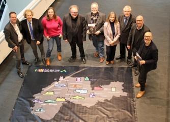 GDKE Rheinland-Pfalz mit der Kulturregion Rhein-Neckar zu Gast auf der Messe CMT
