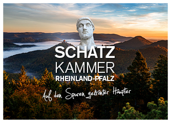 """Jahreskampagne 2020 """"Auf den Spuren gekrönter Häupter"""""""