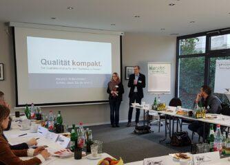 Qualitätsentwicklung gemeinsam denken und gestalten