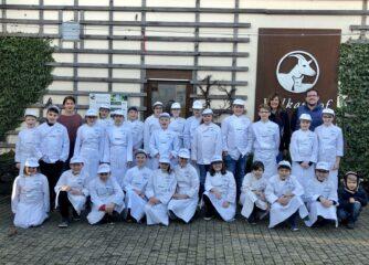 Die Europa-Miniköche EIFEL im Vulkanhof in Gillenfeld – ein besonderes Monatstreffen…