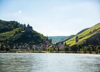 Auf den Spuren der Rheinromantik: Leerstand wird zur Kunstgalerie