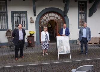 Unser Kulturerbe – Schätze des Landes Rheinland-Pfalz gastiert in Andernach