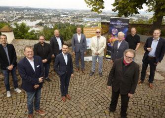Christmas Garden erstmals auf der Festung Ehrenbreitstein in Koblenz