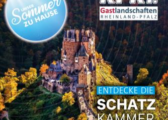 """Radiokampagne """"Schatzkammer Rheinland-Pfalz. Unser Sommer zu Hause"""": Zweite Sendereihe auf RPR1 startet"""