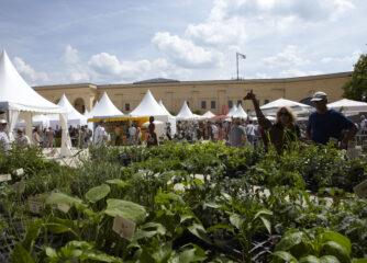Landpartie 2020 in der Festung Ehrenbreitstein: Sicher und mit Abstand
