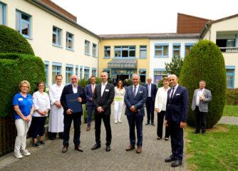 Eröffnung der topmodernen Ahrtal-Jugendherberge Bad Neuenahr-Ahrweiler