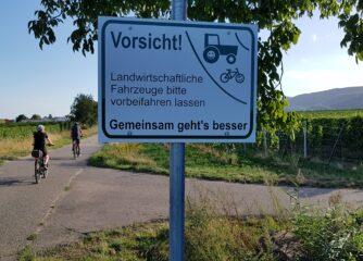 Pfalz.Touristik startet Projekt für verantwortungsvolles Freizeitvergnügen