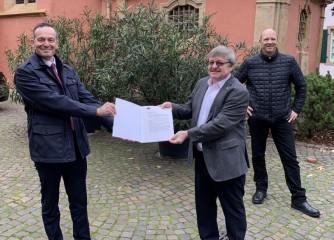 Wissing: Rund 333.000 Euro für Deidesheim