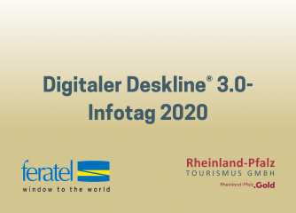 Rückblick digitaler Deskline®-Infotag 2020