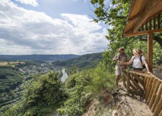 Wird der Lahnwanderweg Deutschlands schönsten Wanderweg 2021?