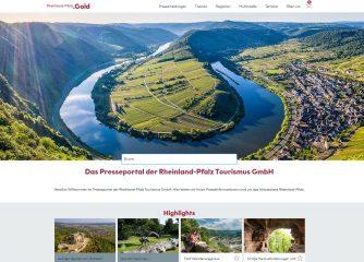 Erfolgreicher Relaunch: Willkommen auf presse.rlp-tourismus.de