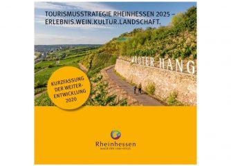 Weiterentwicklung Tourismusstrategie Rheinhessen 2025