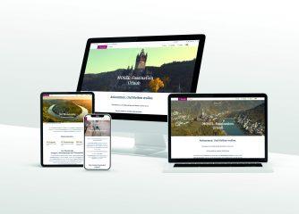 Neue Webseite der Mosellandtouristik GmbH online