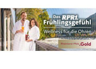 Heilbäder und Kurorte neu entdecken – Medienkooperation von Rheinland-Pfalz Tourismus GmbH und RPR1.