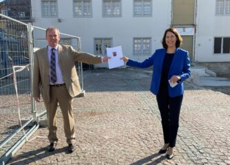 Schmitt: 963.000 Euro für barrierefreie Stadt und Feste in Alzey