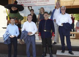 """Lewentz eröffnet Mitmachausstellung """"Der Räuber Hotzenplotz"""" im Kulturzentrum Festung Ehrenbreitstein"""