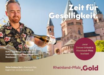 Rheinland-Pfalz wirbt mit Sommer-Restart Kampagne um Gäste