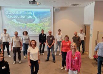 """Workshop """"Zukunft des Radtourismus"""" der Landesmarketingorganisationen"""