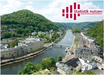 August 2021: Gäste- und Übernachtungszahlen in rheinland-pfälzischen Tourismusbetrieben weiterhin rückläufig